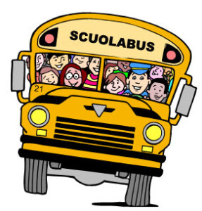 scuolabus cartoon
